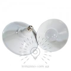 Лампа Lemanso LED IP65 + метал. отражатель 36W E27 2880LM 6500K белый/ LM711