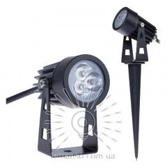 Светильник LED садовый Lemanso 3W 270LM 85-265V 6500K IP65 / LM23
