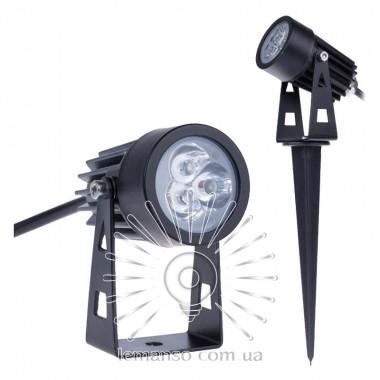 Светильник LED садовый Lemanso 3W 270LM 85-265V 6500K IP65 / LM3703 (LM23) описание, отзывы, характеристики