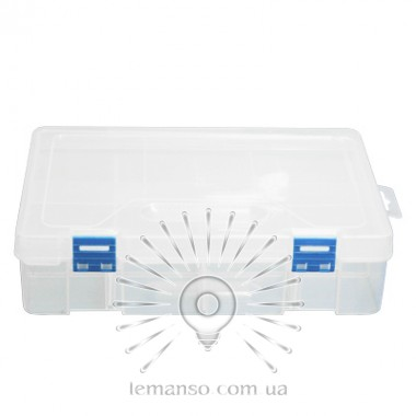 Органайзер 235*160*65мм LEMANSO LTL13040 пластик описание, отзывы, характеристики
