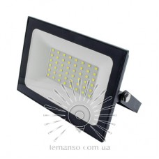 Floodlight LED 50W 6500K IP65 2800LM LEMANSO