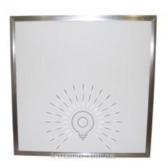 LED панель Lemanso 36W 2700LM 6500K 180-265V квадрат / LM1069