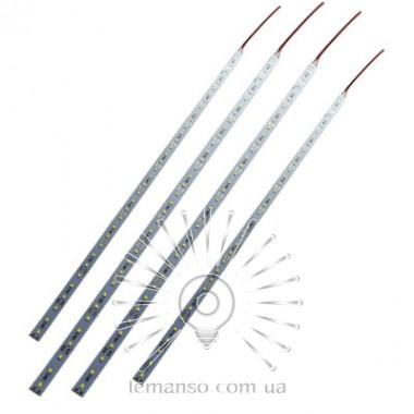Светодиодные полосы LEMANSO IP20 0,5m 36SMD 2835 12V белый 6W 20LM/LED / LM552 описание, отзывы, характеристики