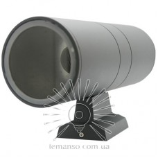 Подсветка для стены Lemanso 2*E27 - G45/A60 макс.15Вт (только LED) IP65 серая, 1м кабеля/ LM1110