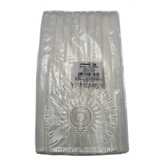 Rods glue 10pcs Lemanso 11x200mm transparent LTL14012