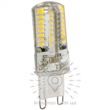 Лампа Lemanso светодиодная G9 3W 230LM 3000K 3014SMD / LM277 описание, отзывы, характеристики