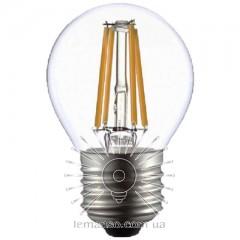 Лампа Lemanso LED G45 E27 4W 4LED 420LM 6500K / LM389 шар