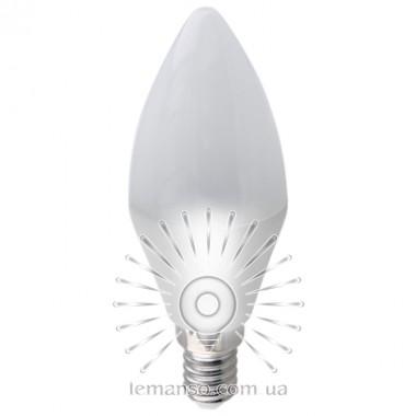 Лампа Lemanso св-ая 9W С37 E14 1080LM 6500K 175-265V / LM3053 описание, отзывы, характеристики