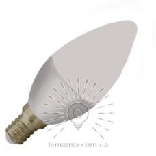 Лампа Lemanso св-ая 3W C37 E14 250LM 4000K 220-240V / LM3016 (гар.1год)