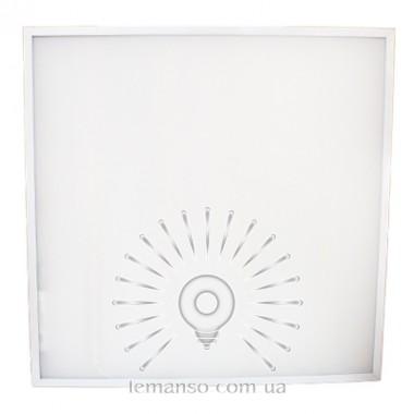 LED панель Lemanso 72W 6480LM 6500K 180-265V / LM1083 наруж+врезн (метал.драв внутри) (опал) описание, отзывы, характеристики