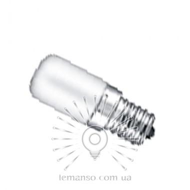 Лампа Lemanso св-ая E14 1,5W 120LM 2700K 230V пластик / LM764 для холо описание, отзывы, характеристики