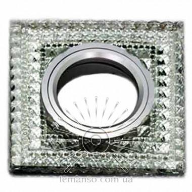 Спот Lemanso ST278 прозрачный MR16 + подсветка 3W 6000K с драйвером описание, отзывы, характеристики