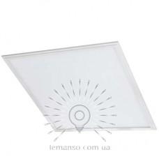 LED панель Lemanso 48W 3300LM 180-265V 6500K квадрат / LM590