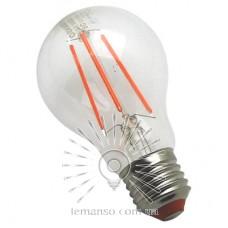 Лампа Lemanso 8W A60 E27 220-240V для растений/ LM3804 прозрачная