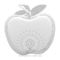 Нічник Lemanso Яблуко червоний 3 LED / NL3