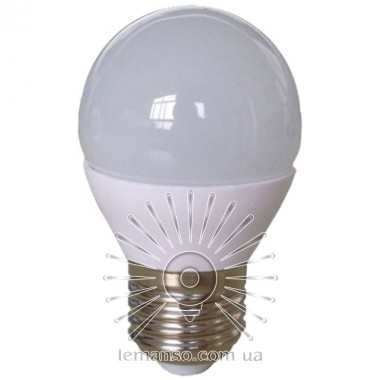 Лампа Lemanso LED G45 E27 7,5W 600LM 6500K 230V матовая / LM381 шар описание, отзывы, характеристики