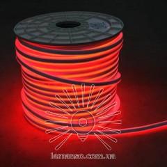 Неон LEMANSO 120град. 120LED 6W/м IP65 красный 2835SMD 220V 2160LM / LM856