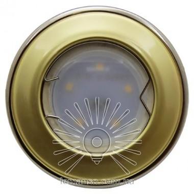 Спот Lemanso LMS004 золото-титан MR-16 50W описание, отзывы, характеристики