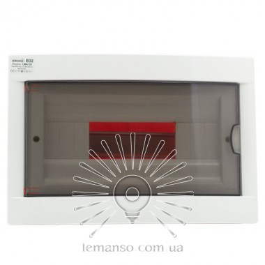 Коробка под 12 автоматов LEMANSO внутренняя, ABS / LMA103 описание, отзывы, характеристики