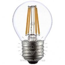 Лампа Lemanso св-ая G45 E27 4W 4LED 420LM 3000K / LM389 шар