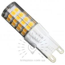 Лампа Lemanso св-ая G9 4,5W 400LM 6500K 230V / LM378