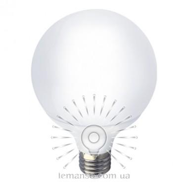 Лампа Lemanso св-ая G95 E27 15W 175-265V 1250Lm 4000K / LM3028 описание, отзывы, характеристики