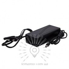The power supply unit LEMANSO for LED strip 12V 8A 96W / LM846 140 * 60 * 36mm