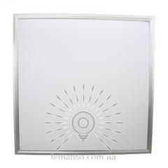 LED панель Lemanso 58W 5300LM 6500K 180-265V / LM1055 только врезной (метал.драйв. внутри) опал