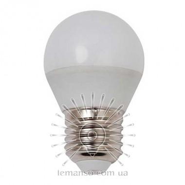Лампа Lemanso св-ая 5W G45 E27 400LM 4000K 175-265V / LM240 описание, отзывы, характеристики