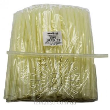 Стержни клеевые 1кг пачка (цена за пачку) Lemanso 8x200мм белые LTL14007 описание, отзывы, характеристики