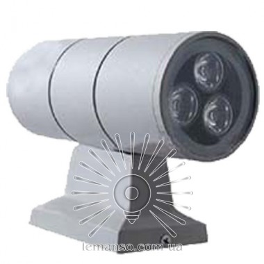 Подсветка для стены LED Lemanso 6W 6500K IP65 85-265V / LM991 описание, отзывы, характеристики