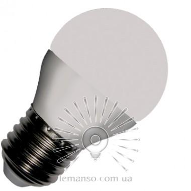 Лампа Lemanso св-ая 6W G45 E27 480LM 4000K 175-265V / LM3022 описание, отзывы, характеристики