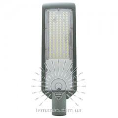 Светильник на столб SMD Lemanso 100W 10000LM 6500K 4KV серый/ CAB61-100