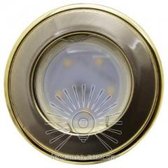 Спот Lemanso LMS004 титан-золото MR-16 50W