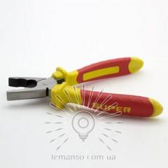Плоскогубцы LEMANSO 200 мм LTL20003 красно-желтые