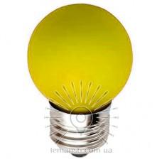 Лампа Lemanso LED G45 E27 1,2W жёлтый 6500K шар / LM705