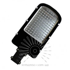 Светильник на столб SMD Lemanso 30W 3000LM 6500K 100-265V защита от грозы 4KV чёрный / CAB53-30