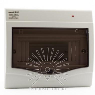Коробка под 5-8 автоматов LEMANSO накладная, ABS LED индикатор / LMA11 описание, отзывы, характеристики