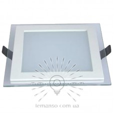 LED панель Lemanso 12W 840LM 4500K квадрат/ LM436