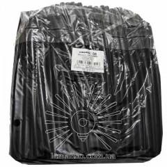 Стержни клеевые 1кг пачка (цена за пачку) Lemanso 8x200мм черные LTL14009