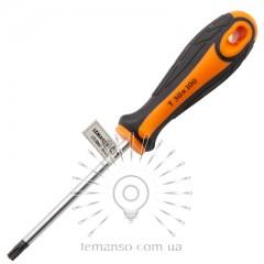 Отвертка LEMANSO T30x100 LTL50007 оранжево-черная