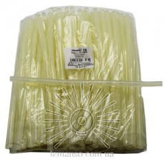 Стержни клеевые 1кг пачка (цена за пачку) Lemanso 8x200мм белые LTL14007