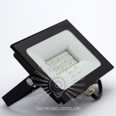 Прожектор LED 30w 6500K IP65 2400LM LEMANSO чёрный/ LMP9-32 описание, отзывы, характеристики