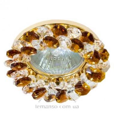 Спот Lemanso CD4141 коричневый-золото / ST141 описание, отзывы, характеристики