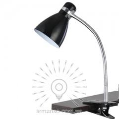 Н/лампа Lemanso 60W E27 LMN103 чёрная