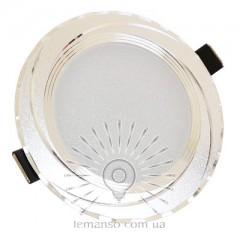 LED панель Lemanso 5W 400LM 4500K хром / LM484
