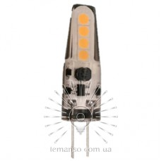 Лампа Lemanso LED G4 2W 200LM 6500K AC/DC12V / LM706