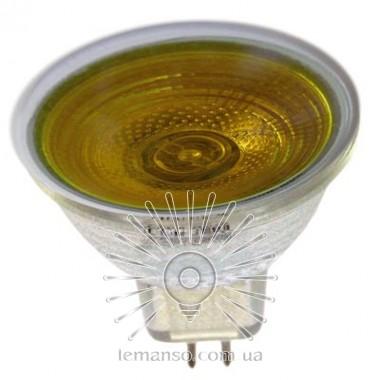 Лампа Lemanso JCDR 50W 230V желтая описание, отзывы, характеристики