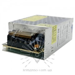 Блок питания металл LEMANSO для LED ленты 12V 36W / LM819 85*58*33mm