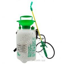 Опрыскиватель ручной 5 литра белый LEMANSO LMG15207